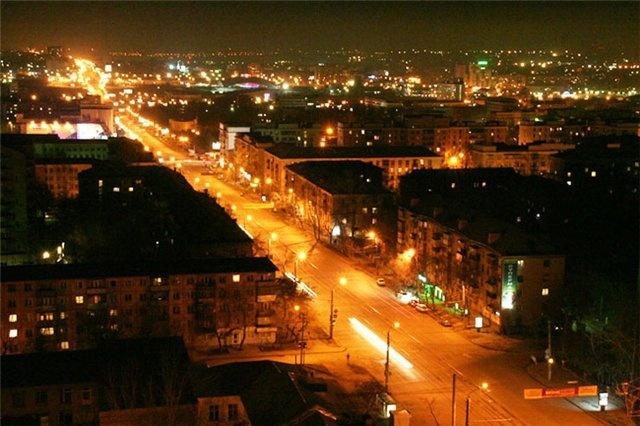 Мой родной Челябинск
