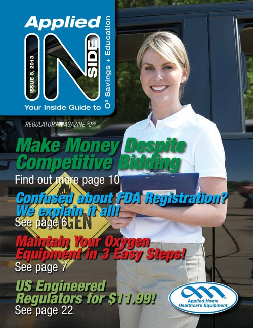 Applied Inside Issue 8 2013