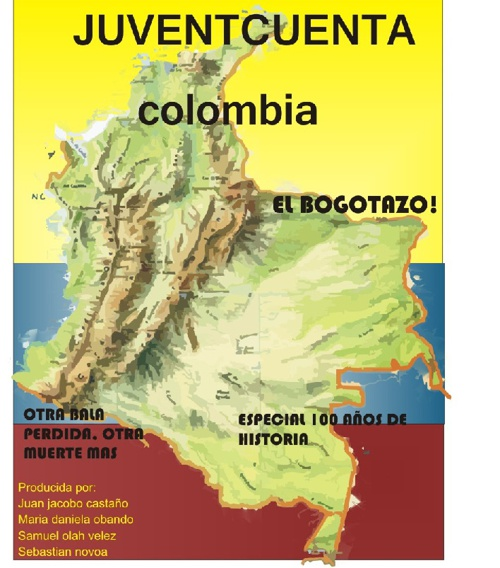 revista : juventud cuenta colombia