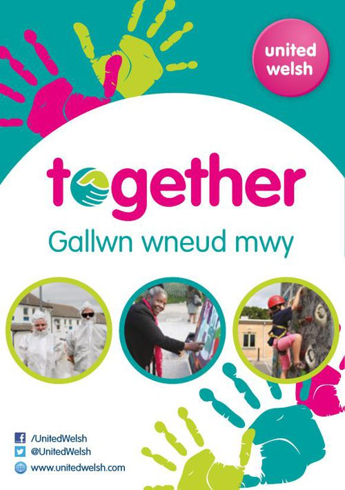 United Welsh Together Leaflet W