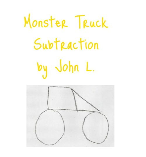 Monster Truck Substraction