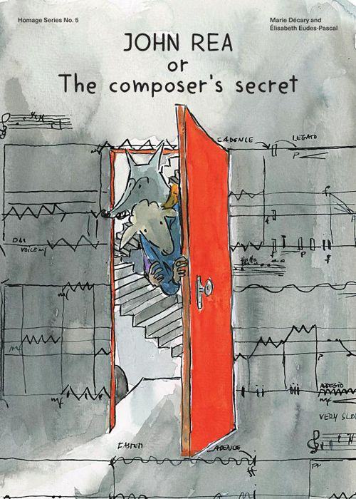 John Rea or The composer's secret