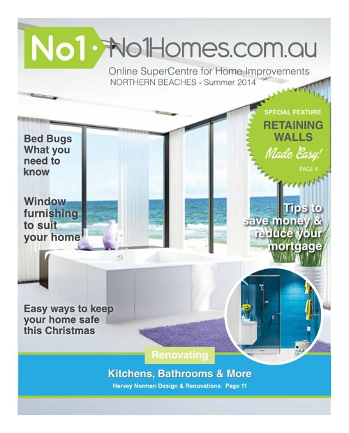 No1Homes Northern Beaches December