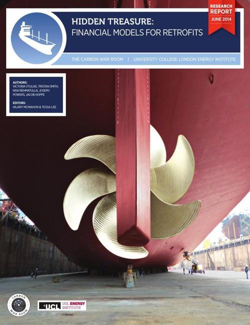 Hidden Treasure: Financial Models for Shipping Retrofits