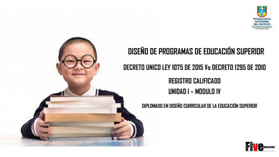 Diplomado en diseño curricular - GUIA1
