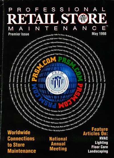 First Edition PRSM Magazine