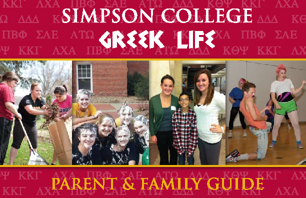 Greek Life Family and Parent Guide