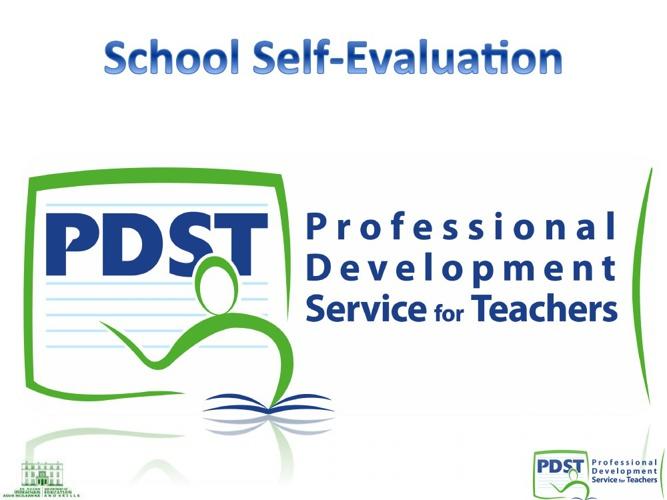 School Self Evaluation - slideshow