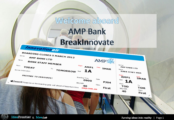 Innovative@ampbank