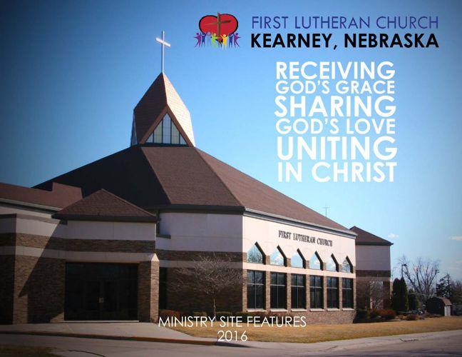 First Lutheran Church - Kearney, NE