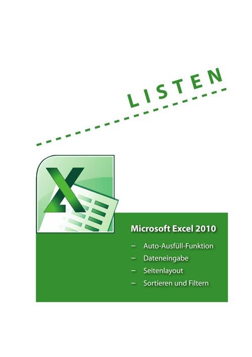 Excel Listen