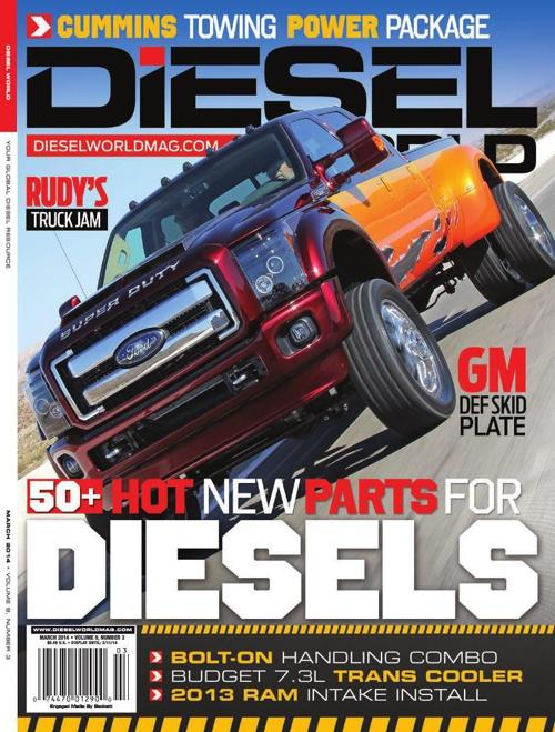 S&B Diesel World Feature web