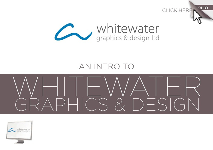 Whitewater Graphics and Design - Portfolio