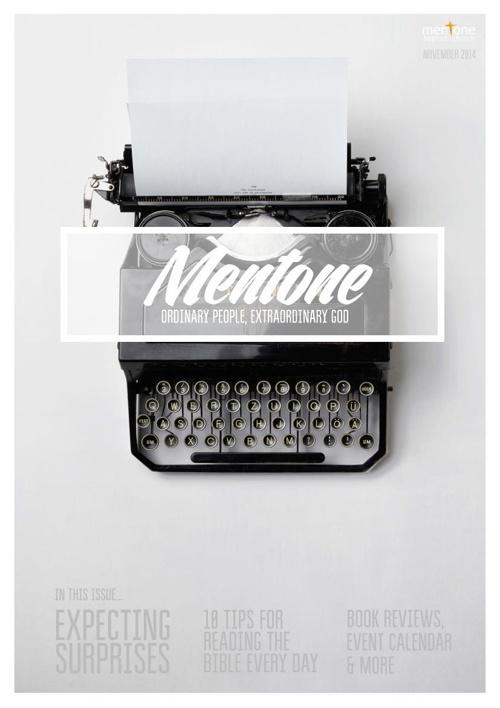 Mentone Magazine