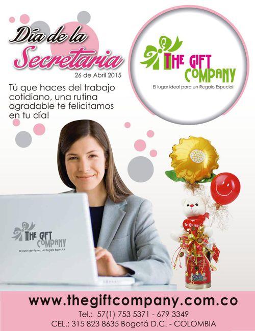Catalogo Dia de la Secretaria
