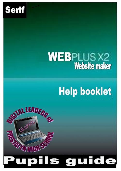 Serif webplus Pupils