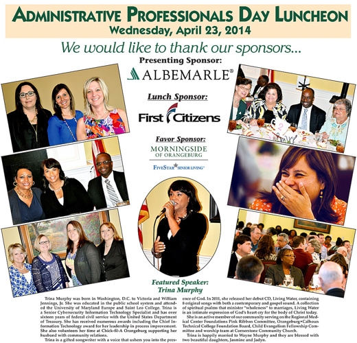 May 2014 Chamber Newsletter