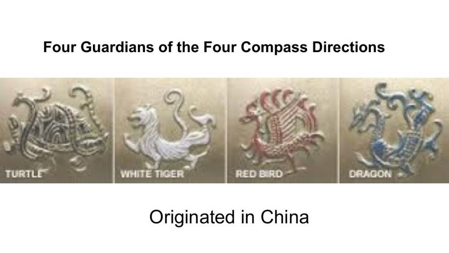 Four Protecting Gods of the Compass Directions