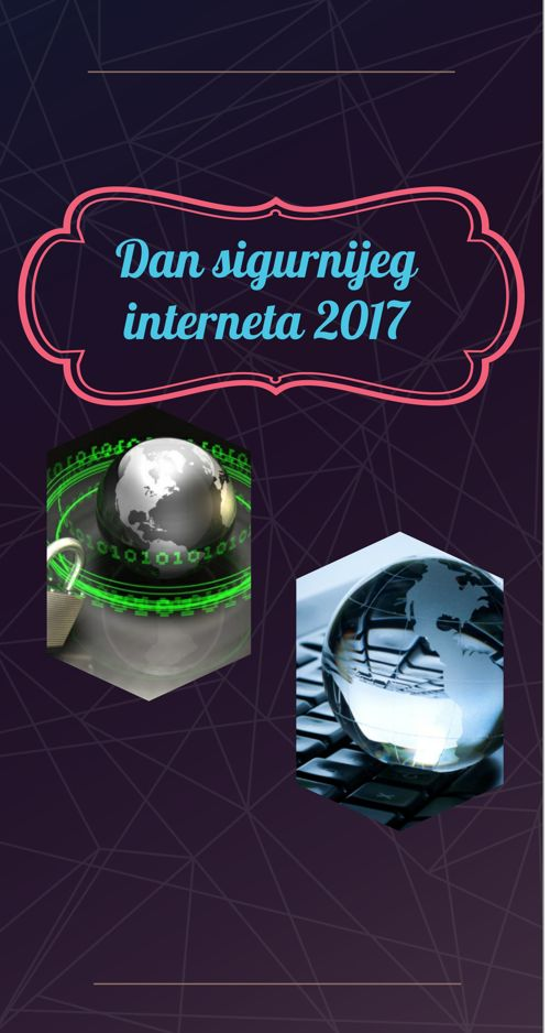 Dan sigurnijeg interneta 2017