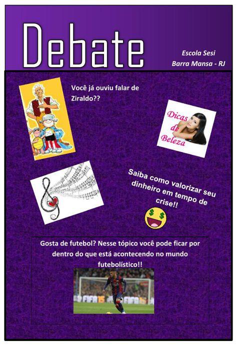 Revista Debate - Sesi Barra Mansa