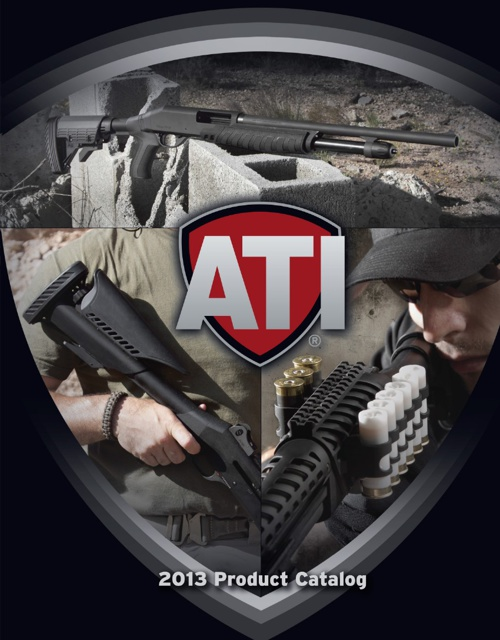 ATI Catalog 2013