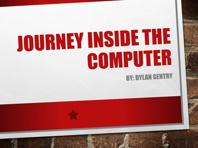 Dylan Gentry Computer flipbook
