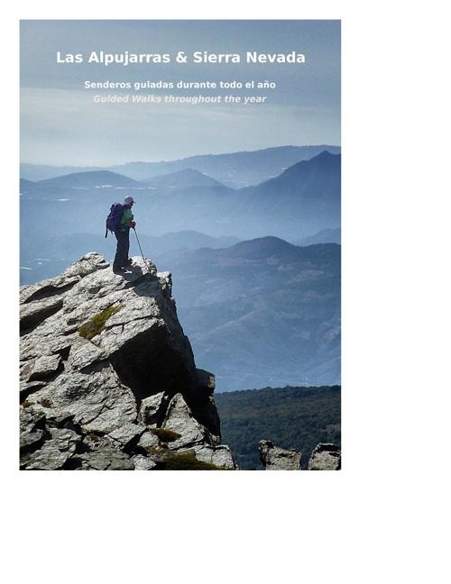 Senderos Alpujarras & Sierra Nevada
