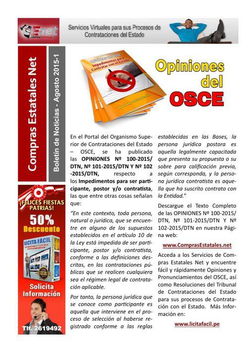 Boletín de Noticias Agosto 2015 (1)