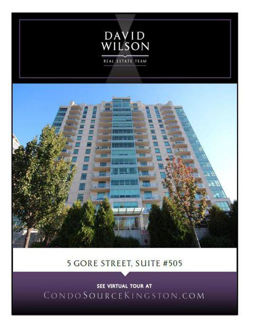 5 Gore Street - Suite #505