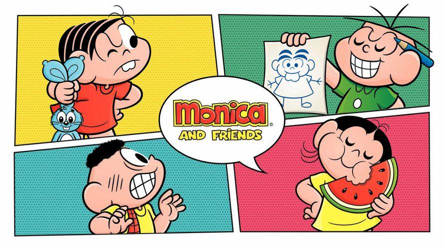 Turm da Monica Classica animation book