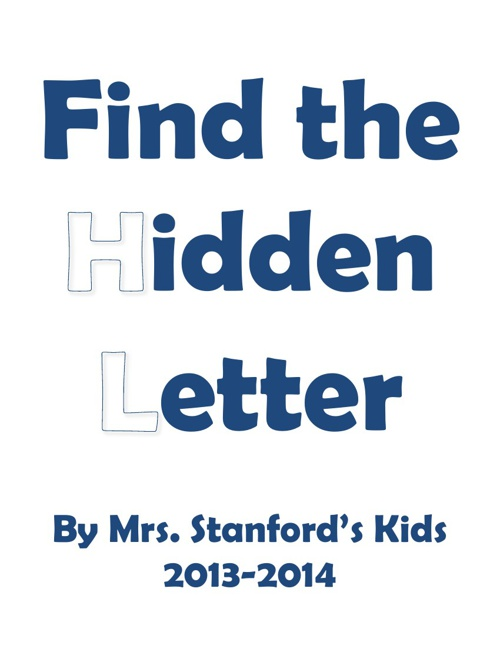 SY Mrs. Stanford's hidden letter book