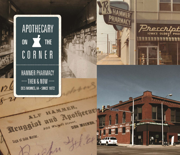 Apothecary On the Corner