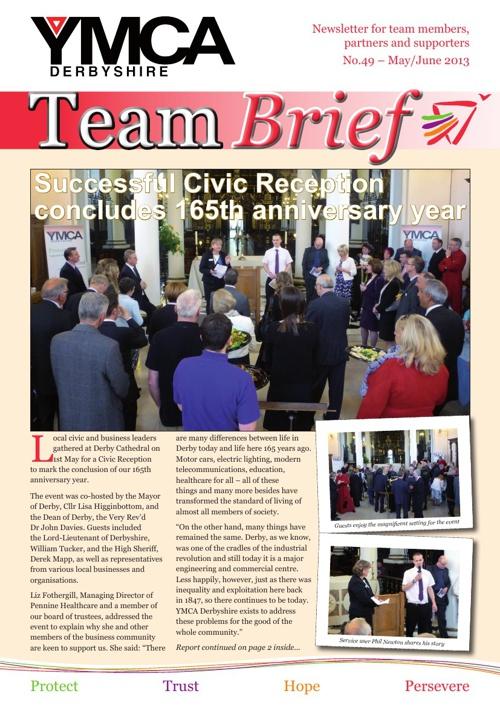 Team Brief - May/June 2013