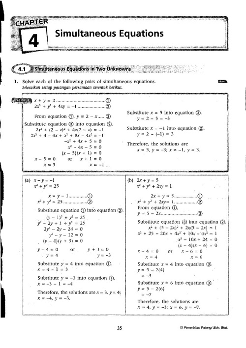 F4-AddM-WB-04 Simultaneous Equations