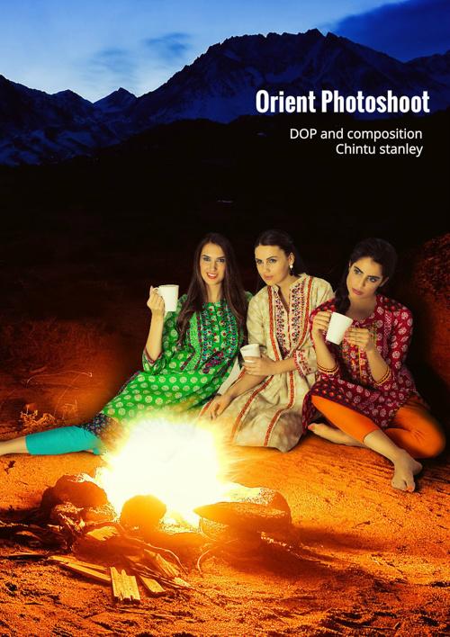 Orient Dress
