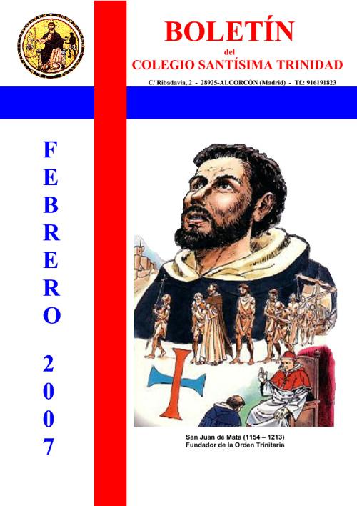 Revista Trinitarios 2007