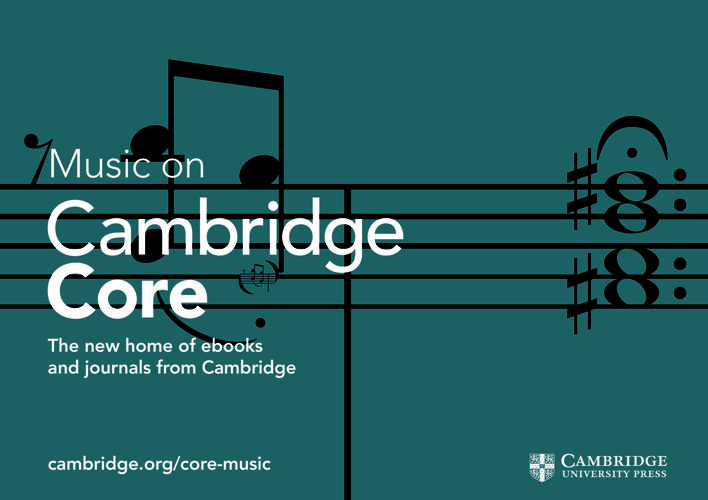 Cambridge Core Music Flyer 2017