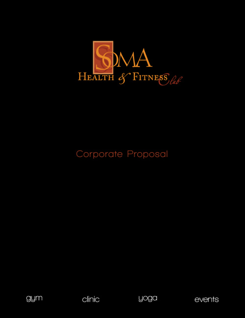 SOMA CORPORATE PROPOSAL