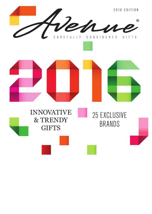 PF CONCEPT catalogue AVENUE 2016