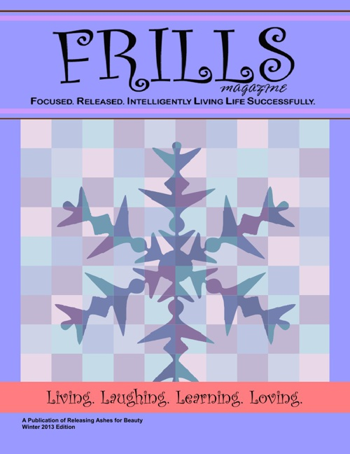 FRILLS Winter 2013