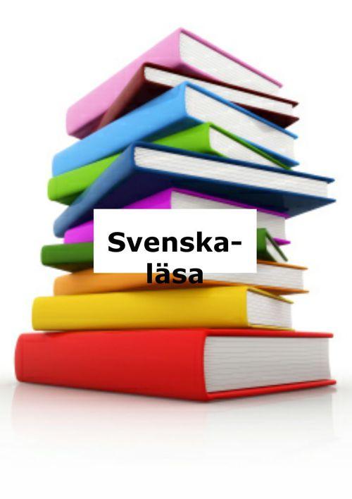Pedagogisk planering i svenska - läsa
