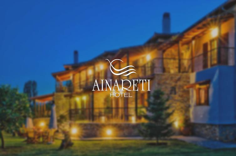 HOTEL AINARETI - Kala Nera, Pelion, Greece