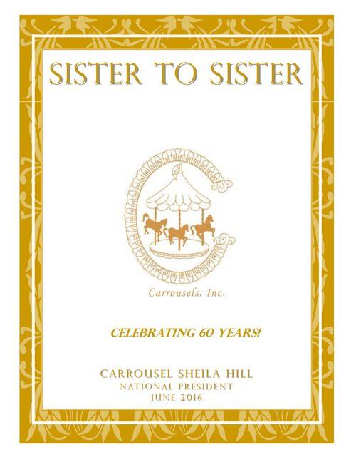 2016 Sister to Sister Digital Copy