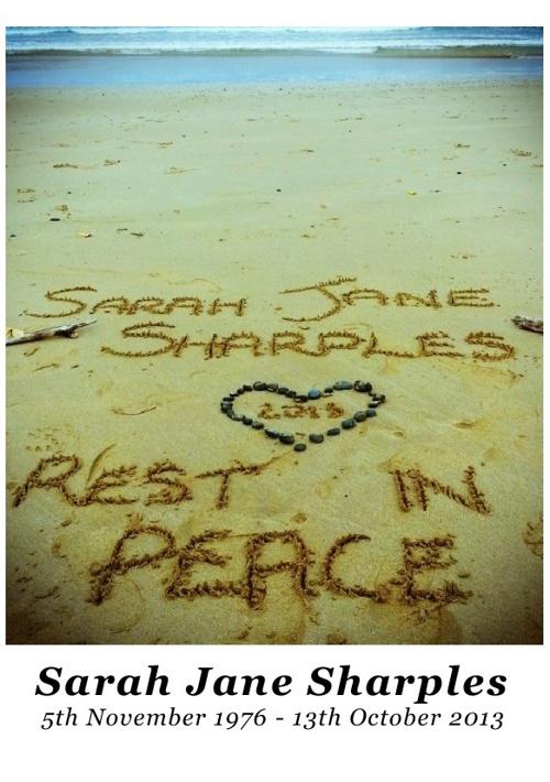 Sarah Sharples