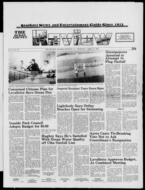 Review April 1985