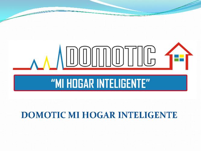 PORTAFOLIO DOMOTIC