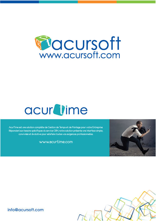 Plaquette AcurTime