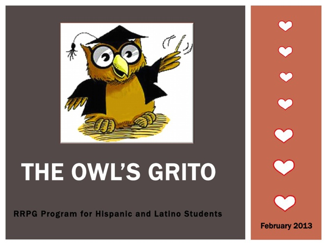 The Owl's Grito!!!