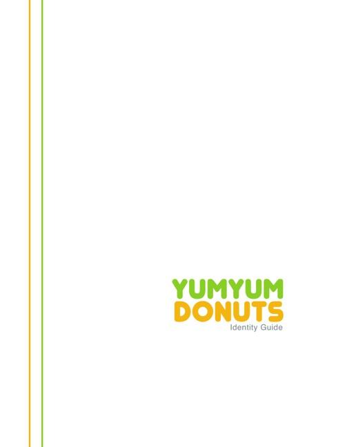 Yum Yum Donuts Identity Guide