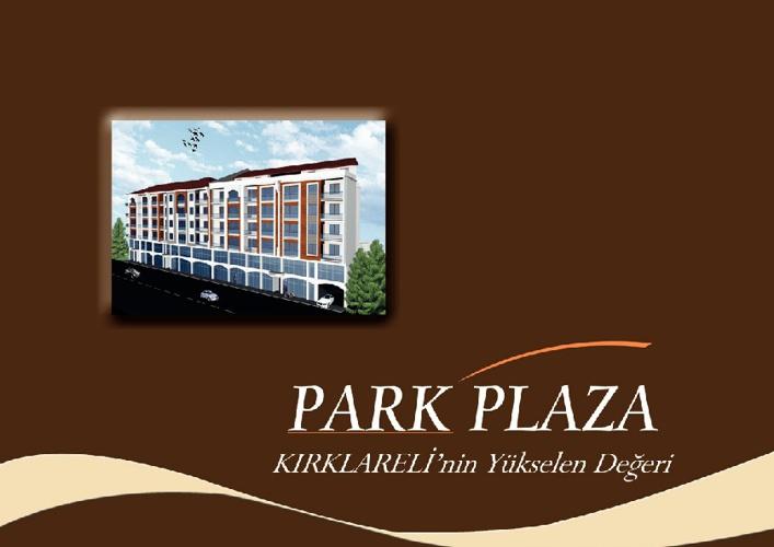 Park Plaza - Katalog